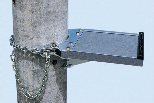 柱上作業台 K−300/電設工具 配管工具 空調工具 専門店