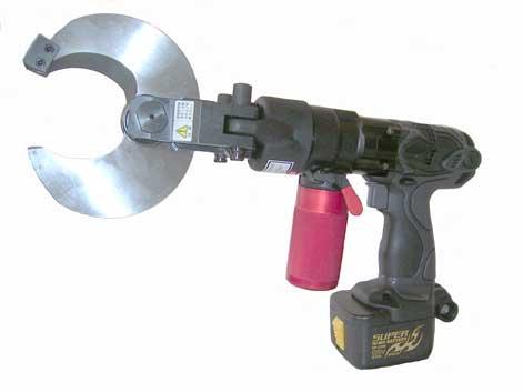 西田 ケーブルカッタヘッド NC-M-A54A/電設工具 配管工具 空調工具 専門店