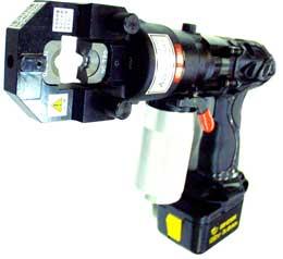 西田 T型コネクタ圧縮ヘッド NC-M-T122/電設工具 配管工具 空調工具 専門店