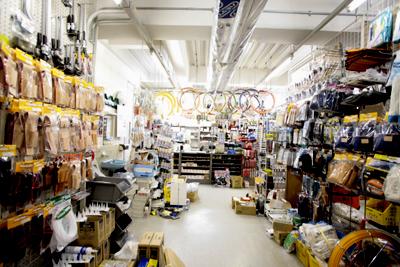 店内風景/電設工具 配管工具 空調工具 専門店